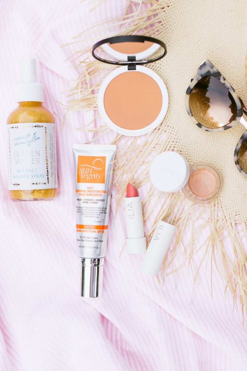 Getting Your Skin and Hair Ready For Summer (When on a Budget)