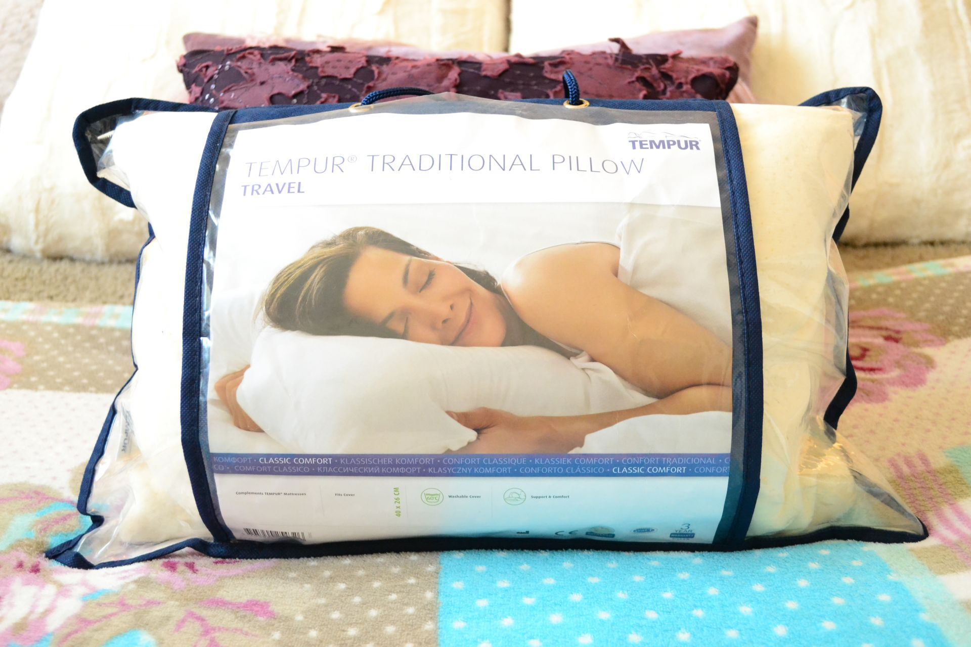 tempur-comfort-travel-pillow