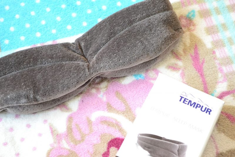 Tempur Eye Mask Review