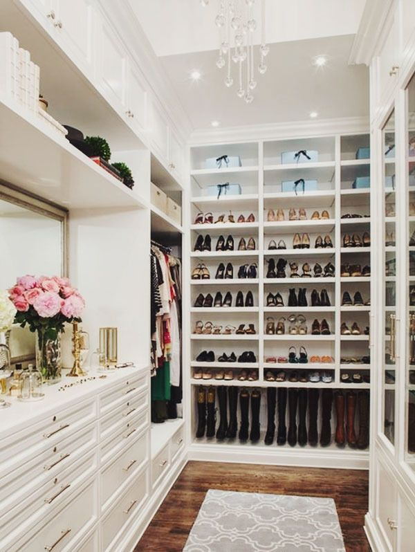 Why Do We Love Shoe Closets?