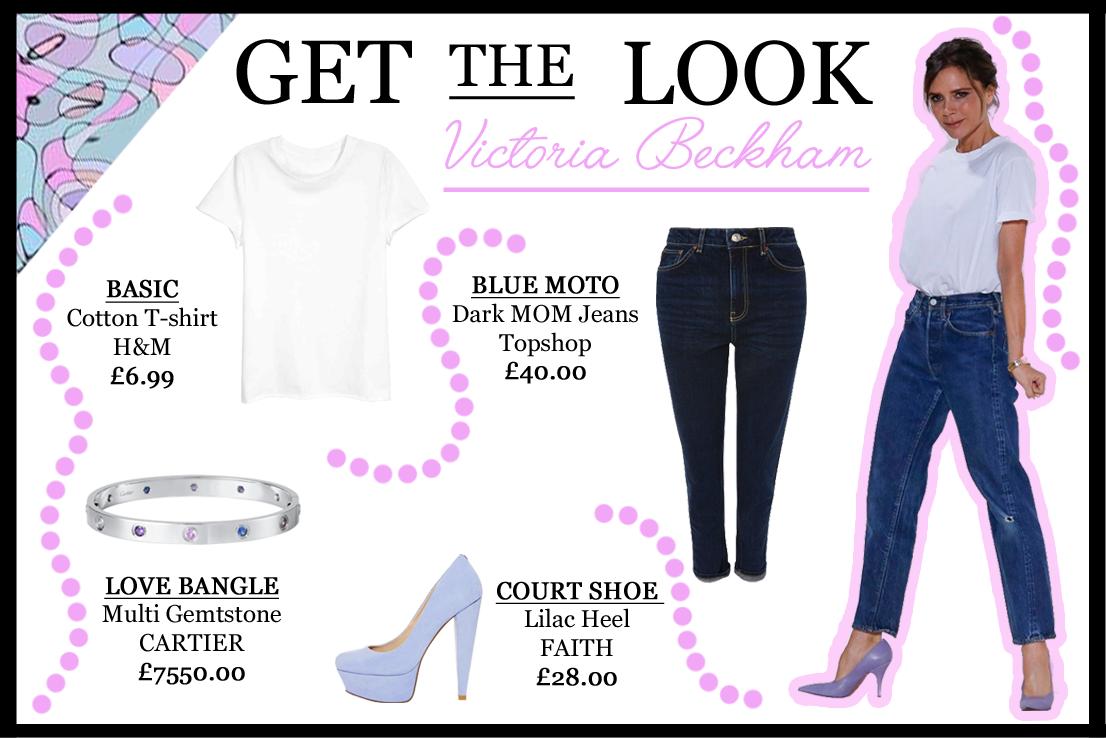 victoria-beckham-white-t-shirt-jeans-look