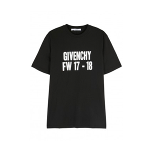 givenchy-t-shirt-printed-black