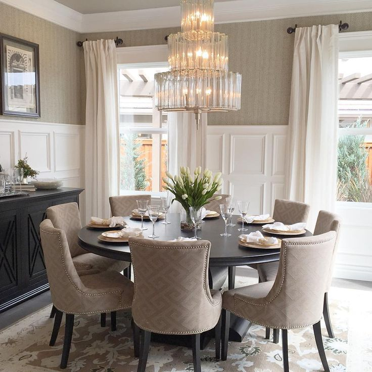 The Delights of a Designated Dining Room