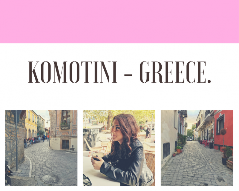 Komotini – Travel Guide