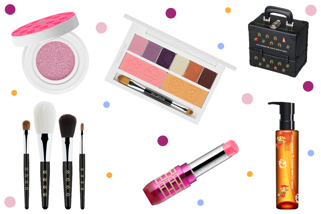 super-mario-makeup-collection