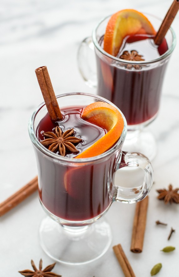 The PERFECT Mulled Wine Recipe – For New Year's