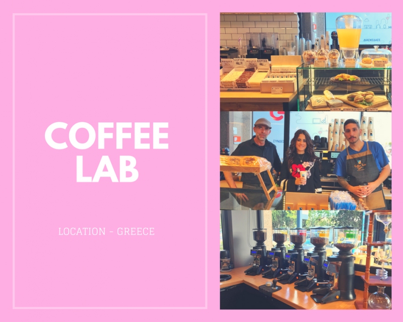 Coffee Lab – A Coffee Bar To Visit