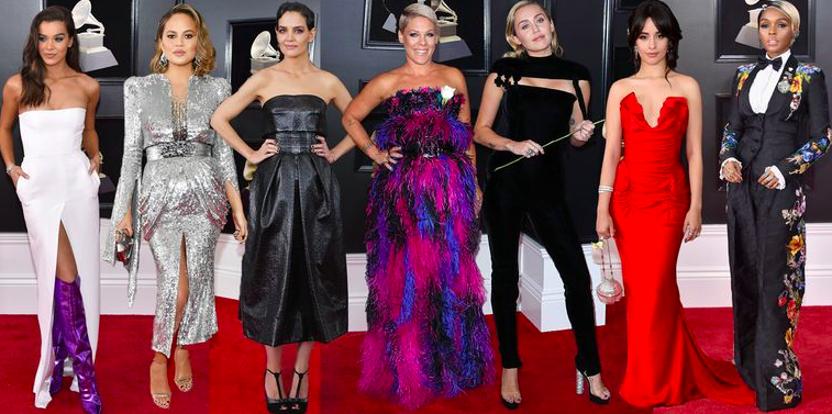 Grammys 2018 Fashion: See The Looks Here