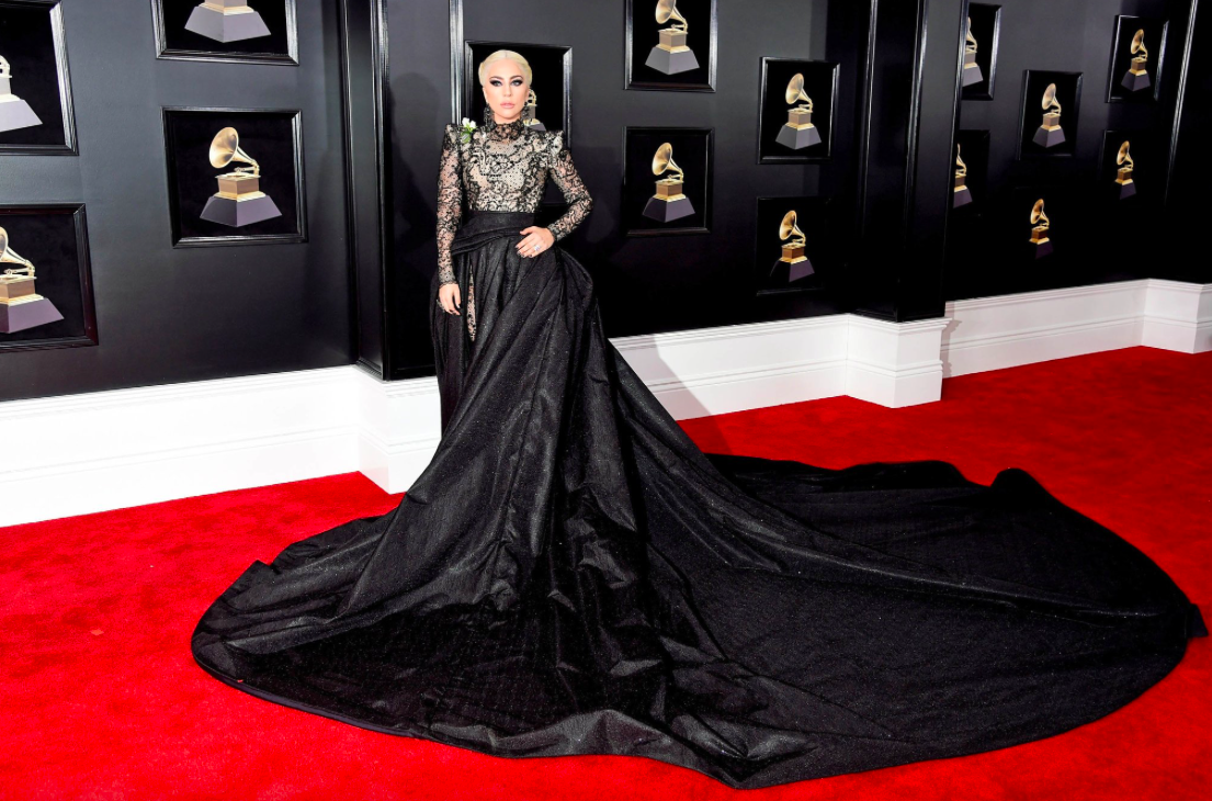lady-gaga-grammys-dress-2018