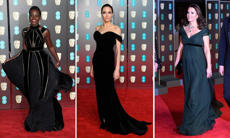 BAFTAS 2018 Fashion: See The Looks Here