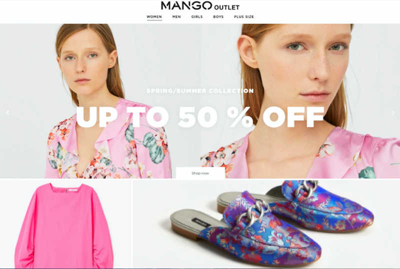 STOP – Did You Know Mango Have An Outlet Store?
