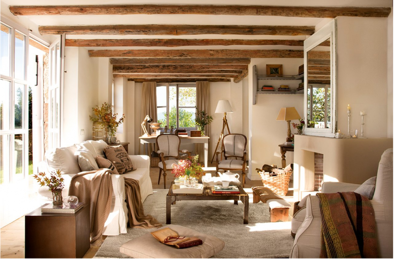 Vintage Interiors: 4 Ways To Create A New-Old Home