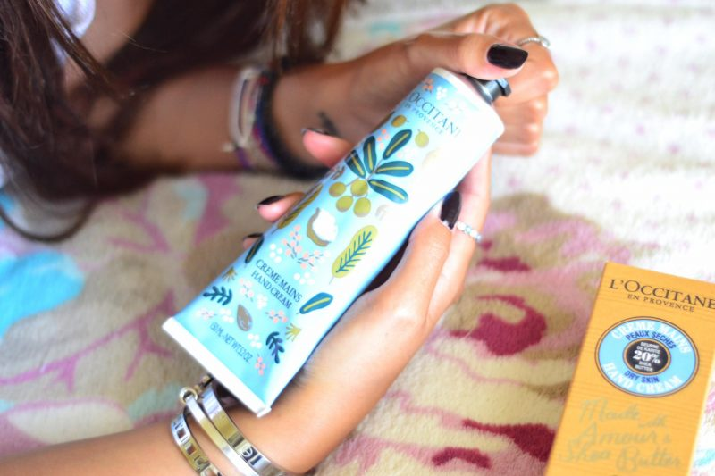 L'occitane Limited Edition Shea Butter Hand Cream (Review)