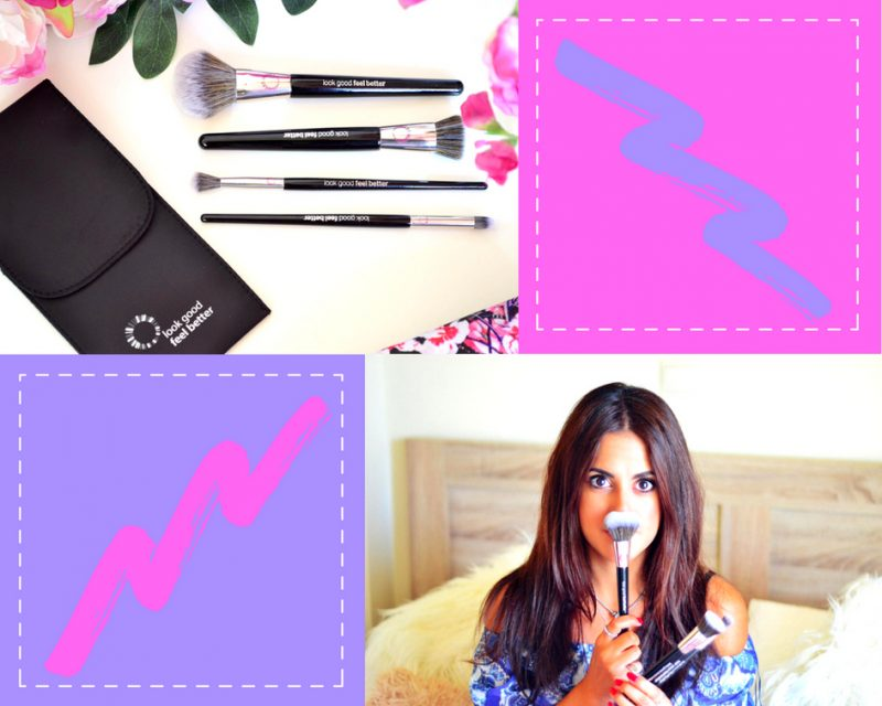 Look Good Feel Better – The Makeover Brush Set (And A Giveaway With A Difference)
