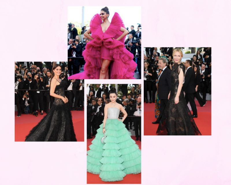 Cannes Film Festival 2018 Fashion – In Pictures