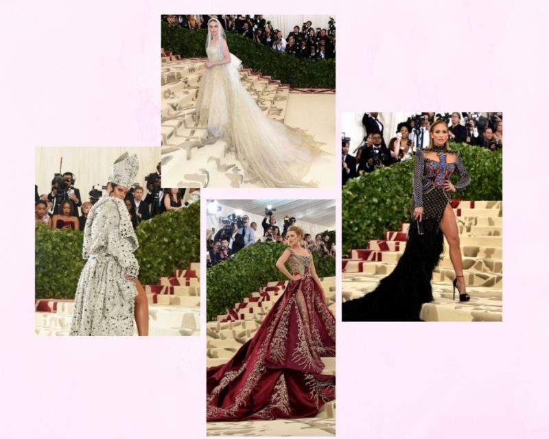 Met Gala 2018 – In Pictures