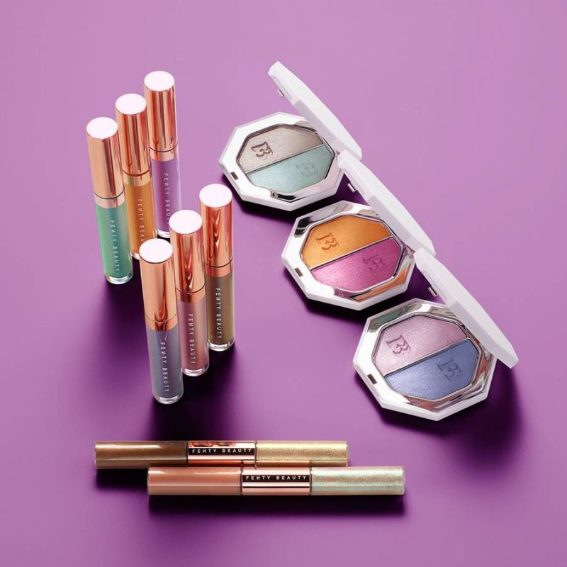 Fenty Beauty Summer 2018 (Beach Please! Second Launch)
