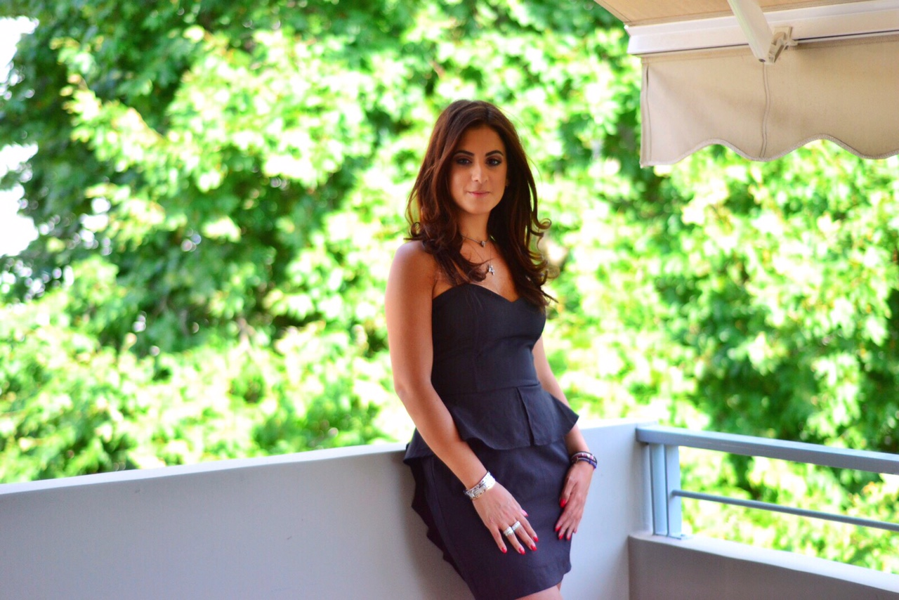 Outfit: The Little Black Dress