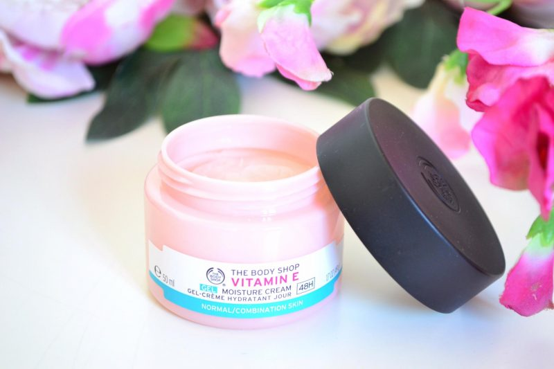Beauty: The Body Shop Vitamin E Gel Moisture Cream
