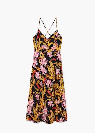 floral-dress-mango
