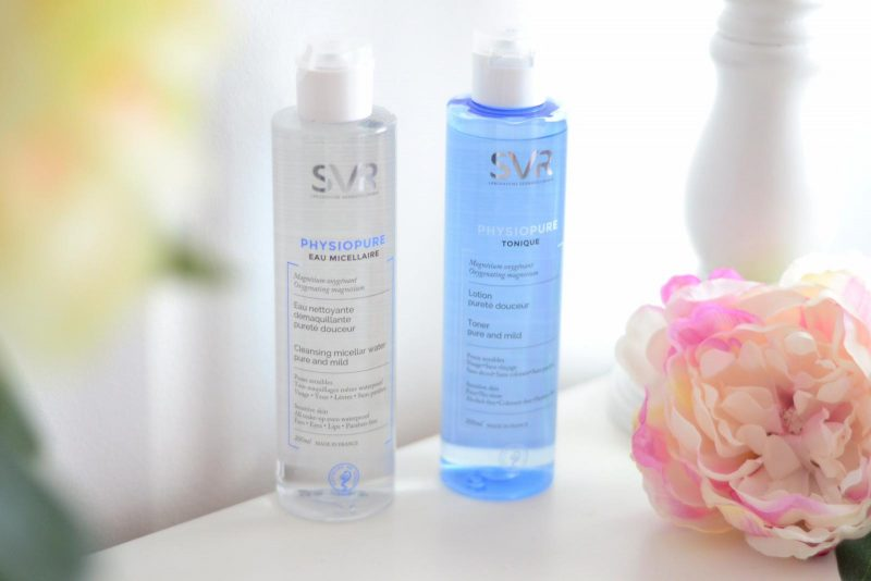 Beauty: SVR Physiopure Eau Micellaire Review