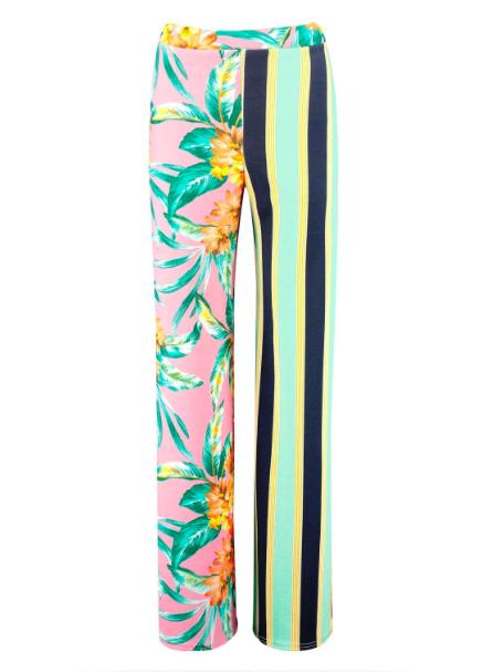 floral-stripe-print-wide-leg-trousers