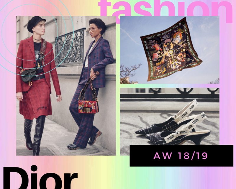 DIOR: Autumn-Winter 2018-2019 Collection