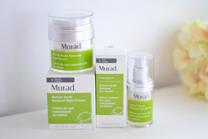 Beauty: Murad Retinol Youth Renewal Range (Everything You Need To Know)