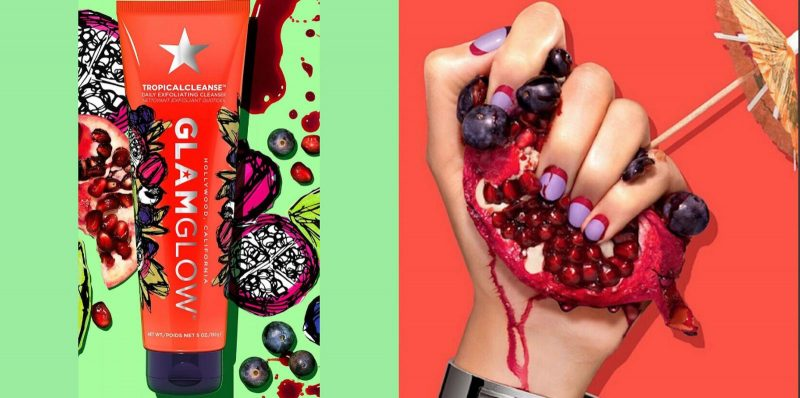 GlamGlow Will Launch TropicalCleanse Exfoliating Cleanser (All You Need To Know)
