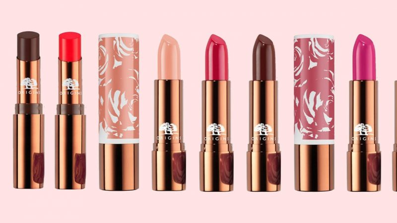 Beauty News: Origins Blooming Bold Lipstick