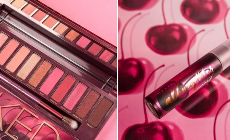 Urban Decay Naked Cherry Collection – What We Know So Far