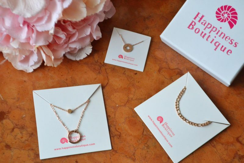 Delicate Jewellery From Happiness Boutique