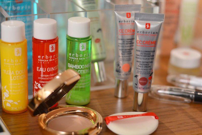 Erborian Korean Skin Therapy Press Event