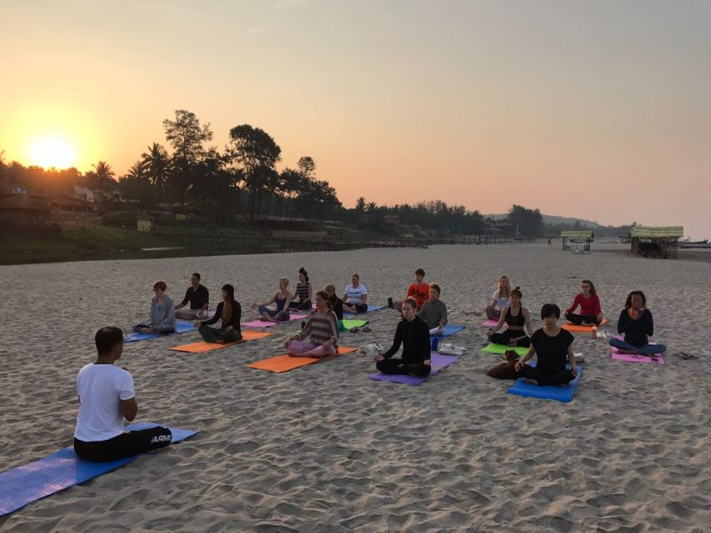 The Benefits of Meditation – Even When Travelling!