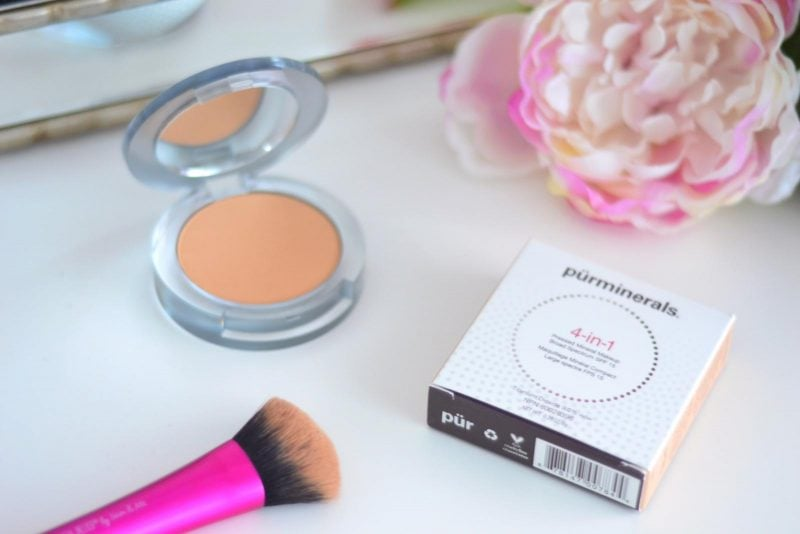 PÜR 4-in-1 Pressed Mineral Make-up Review