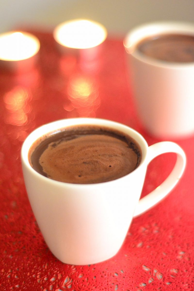 The BEST Vegan Hot Chocolate Recipe