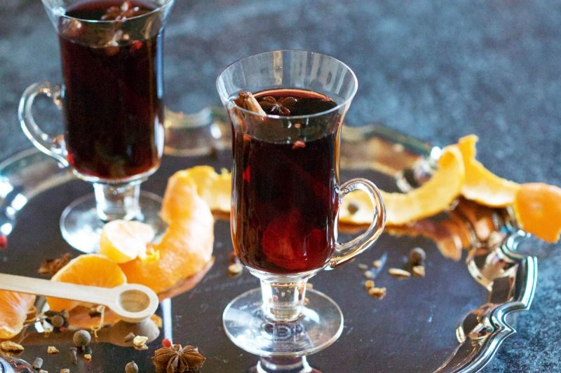 The Best and Easiest Mulled Wine Recipe