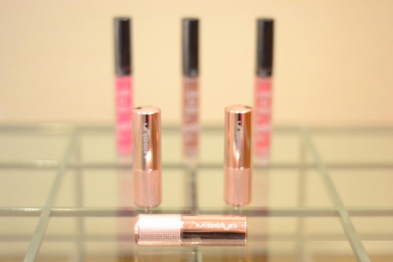 Misslyn Cosmetics Review (Lipstick and Lipgloss)