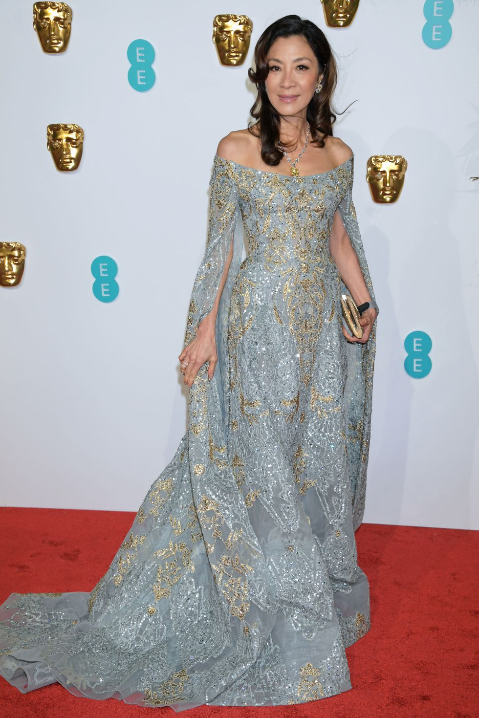 michelle-yeoh-baftas-dress