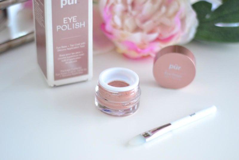 PUR Cosmetics Eye Polish Review