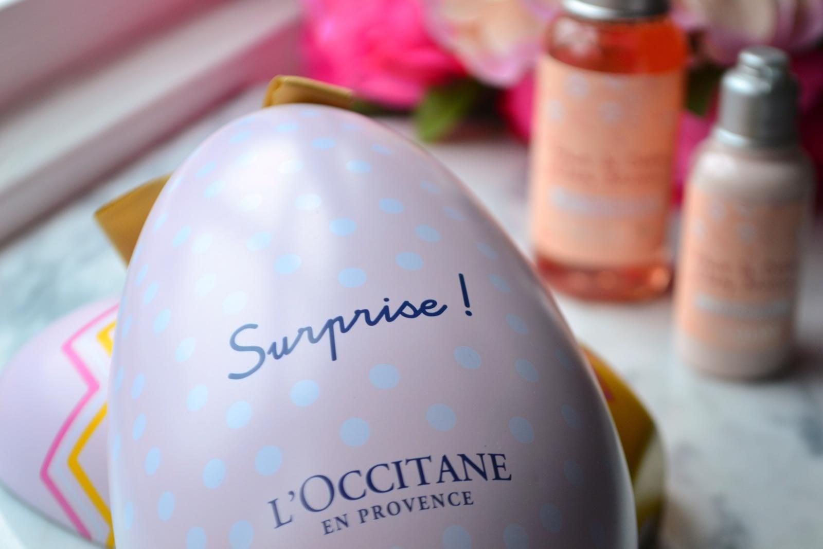 Easter Surprise! The L'Occitane Beauty Easter Egg