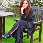 trouser-suit