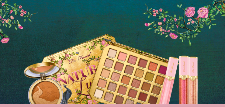 too faced natural lust collection