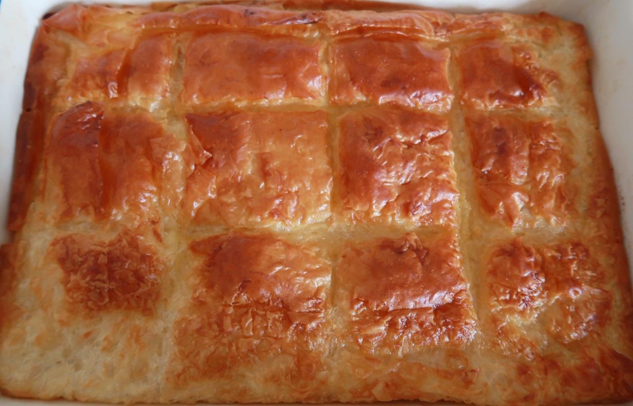 vegan-custard-pie-recipe-γαλακτομπουρεκο