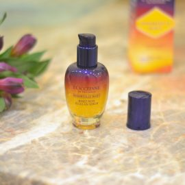 L'occitane-Immortelle-Overnight-Reset-Serum-Review